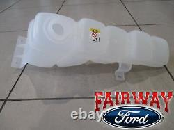 00 thru 05 Excursion OEM Genuine Ford Parts Coolant Recovery Tank Reservoir NEW