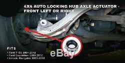04 thru 14 F-150 OEM Genuine Ford Parts IWE 4WD Auto Hub Lock Actuator