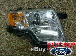 07 08 09 10 Edge OEM Genuine Ford Parts RIGHT Passenger Head Lamp Light NEW