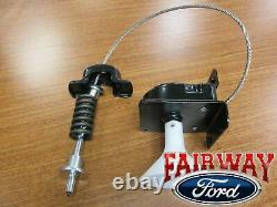07 thru 11 Ranger OEM Genuine Ford Parts Spare Tire Mounting Hoist Winch Cable