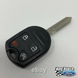 11 thru 14 F-150 OEM Genuine Ford Parts Integrated Remote Start Key 164-R8067