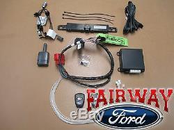 11 thru 16 Super Duty OEM Genuine Ford Parts Remote Start & Security System Kit