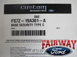 15 thru 17 Mustang OEM Genuine Ford Parts Remote Start & Security System Kit