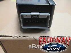 15 thru 19 F-150 OEM Genuine Ford Parts In-Dash Trailer Brake Controller Module