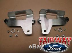 15 thru 19 F-150 OEM Genuine Ford Parts Replacement LED Fog Lamp Kit COMPLETE