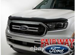 19 thru 22 Ranger OEM Genuine Ford Parts Smoke Hood Deflector Bug Shield NEW