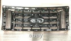 (1) OEM GENUINE FORD 2009-2014 F-150 Chrome 3-Bar Grille with Emblem 9L3Z8200D