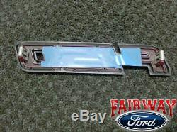2009 thru 2014 F-150 OEM Genuine Ford Parts RED FX2 Emblem Set NEW