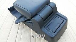92-98 BMW E36 3er Complete Leather Armrest Cup Holder Console 323 328 318 325 M3