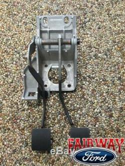 95 thru 06 Ranger OEM Genuine Ford Parts Clutch & Brake Pedal Bracket Assembly