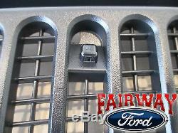 99 thru 07 F250 F350 F450 OEM Genuine Ford Parts Cowl Panel Grille LH Driver NEW