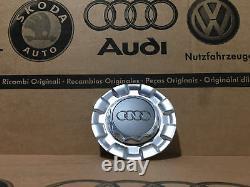 Audi A6 A8 RS TT BBS Wheel Center Cap Metal Alloy Genuine Original OEM Audi Part