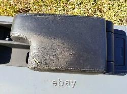 BMW E36 ARM REST Coupe Sedan Center Console BLACK 323 328 318 325 94 95 96 OEM