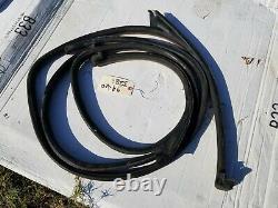 BMW E36 Door SEALS Trim Gasket Weather Strip Convertible 325 328 M3 323 318 oem