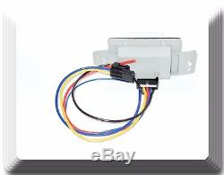Blower Motor Resistor With 2 Heads Electrical Pigtail Connector Fits GM Vehicles