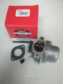 Briggs & Stratton Genuine Parts Carburetor 799728 498027 498231 499161 OEM Carb