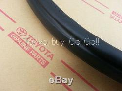 Corolla CP AE86 2Door Coupe Rear Trunk Weather Strip Seal NEW Genuine OEM Parts