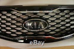 Fit For 11 12 13 Kia Sportage Turbo Gdi Grill Genuine Parts Oem