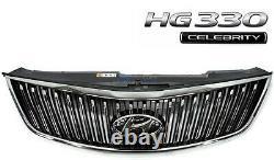 For 2012 HYUNDAI AZERA GRANDEUR Chrome Front Radiator Grill Genuine Parts OEM