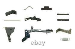 GLOCK 22 Gen-3 Trigger Lower Parts Genuine OEM. 40 S-&-W set kit LPK Build 31