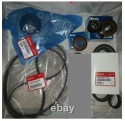 Genuine/OEM Honda/Acura Timing Belt Water Pump Kit Factory Service Parts