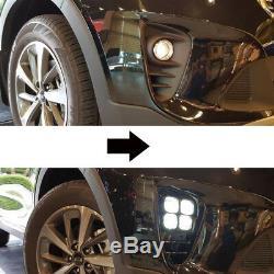 Genuine OEM Parts Fog Light Lamp Pair Cover for Kia All New Sorento 2019+