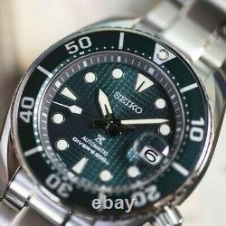 Genuine OEM Seiko Sumo SPB177 Green Dial Only
