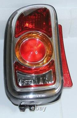 Genuine Oem Mini Clubman R55 Orange Rear Tail Light Lamp Left Side Rhd Cars New