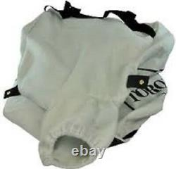 Genuine Oem Toro Part # 105-1245 Vacuum Bag Replaces 20-6090, 26-7300, 71-3540