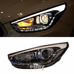 Genuine Parts LED DRL Position Head Light Lamp LH for HYUNDAI 10-15 Tucson ix35
