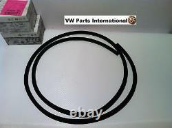 Genuine VW Polo 75 94 inc G40 D Sunroof Rubber Seal OEM VW Parts Brand New