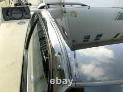 HONDA CRX CR-X EF8 SiR Genuine Right & Left Roof Side Molding Trim Set OEM Parts