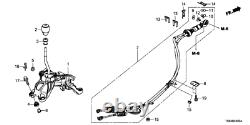 HONDA S2000 AP1 AP2 6-Speed Manual Mission Leather Shift Knob Genuine OEM Parts