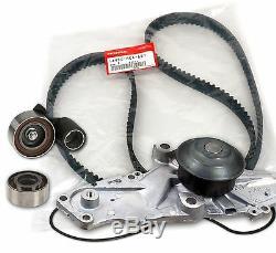 Honda/Acura V6 OEM Timing Belt & Water Pump Kit Factory Parts Genuine/Aisin/Koyo