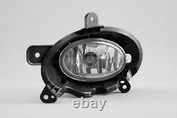 Honda CRV 09-12 Front Fog Light Lamp Left Passenger Near Side N/S With Bulb OEM
