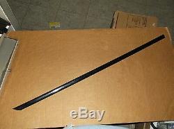 Impala SSRear Bumper Moldings1994-96Black1024932810249329NEWObsoleteR&L