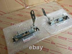 Land Cruiser 40 Front Outer Door Handle LH + RH Set NEW Genuine OEM Parts
