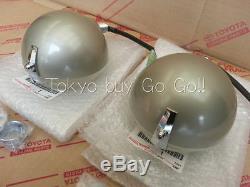 Land Cruiser Fog Lamp LH + RH set NEW Genuine OEM Parts FJ40 FJ43 FJ4# BJ4#