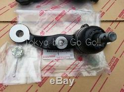 Lexus GS300 GS400 GS430 Front Lower ball Joint Set NEW Genuine OEM Parts 1998-05