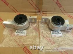 Lexus GS350 450h 460 Front Lower Control Arm Bushing LH+RH NEW Genuine OEM Parts