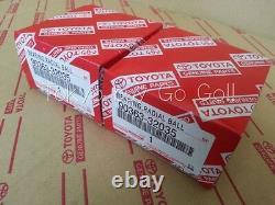 Lexus IS300 ALTEZZA Front Axle Hub Bearing Pair NEW Genuine OEM Part 90363-32035