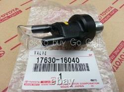 Lexus Toyota Air Control Valve Assy NEW Genuine OEM Parts 17630-16040