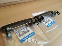 MAZDA RX7 B2000 2200 Outer Door Handle LH + RH set NEW Genuine OEM Parts 1979-85
