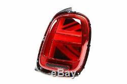 Mini Cooper F57 16- LED Genuine Rear Lights Lamps Pair Left Right Union Jack