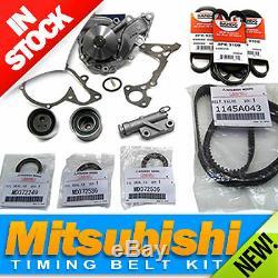 Montero Sport 1997-1999 Timing Belt & Water Pump Kit V6/3.0L Genuine & OEM Parts