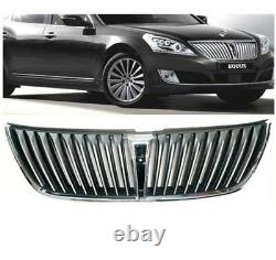 NEW 2014-2015 Hyundai EQUUS FRONT GRILLE WithFront Camera hole Genuine Part OEM