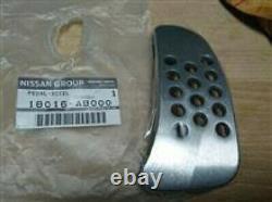 NISSAN OEM GENUINE SKYLINE R34 R33 R32 200SX 240SX Aluminum Alloy Pedals Set
