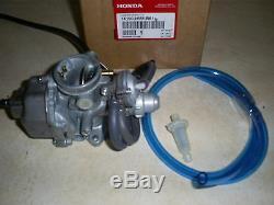 New Genuine Honda Oem 250 Recon Brand New In Box Carburetor 2005-2006- Atv