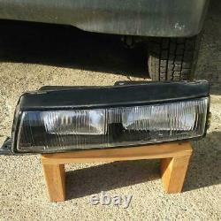 Nissan SILVIA S13 OEM Genuine Square Headlights Lamps Set Car Parts from JAPAN