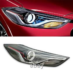 OEM DRL HID Front Head Light Lamp RH Assembly for HYUNDAI 2018 Elantra Sports